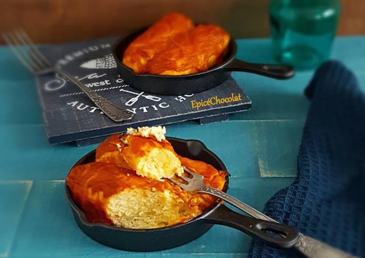 Quenelles de brochet a la sauce tomate