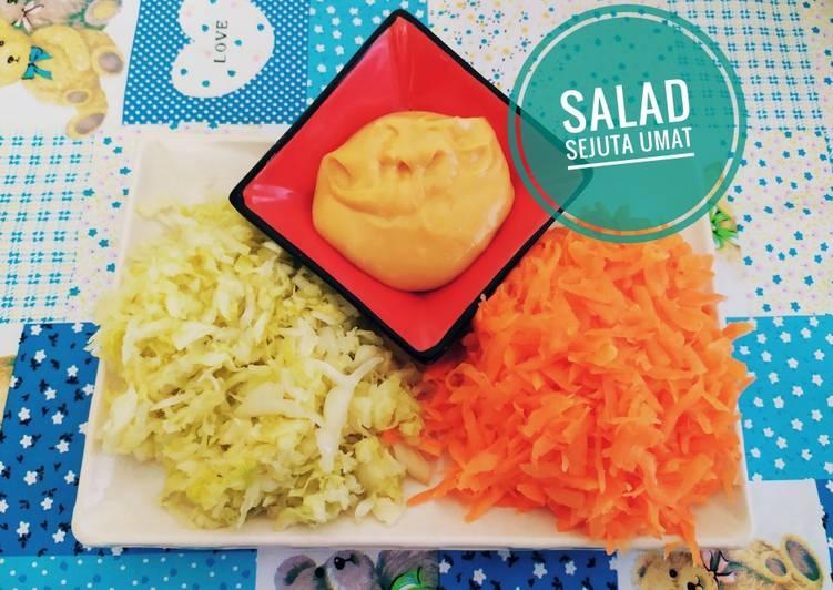 Salad Sejuta Umat 😁