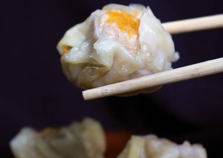 Resep Dimsum Siomay Ayam Udang Oleh Me Christin Cookpad