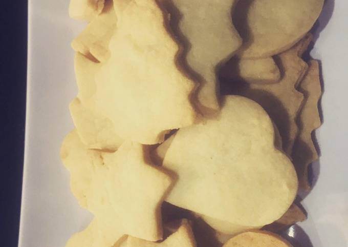 Biscuits au thermomix