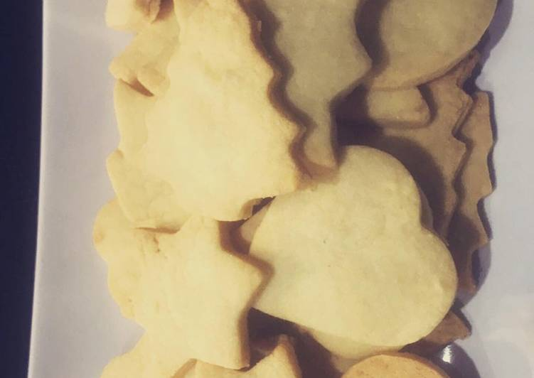 Recette: Biscuits au thermomix
