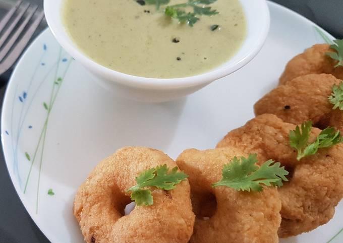 Recipe of Quick Medu vada