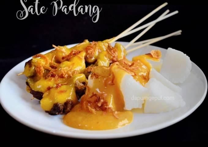 Resep 6 Sate Padang Lamak Bana Bikinramadhanberkesan Oleh Amalia Dapurngepul Com Cookpad