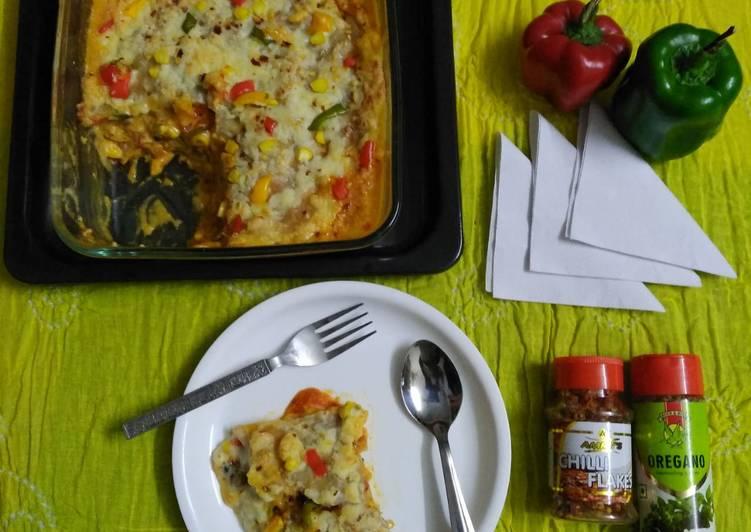 Easiest Way to Prepare Yummy Veg. Lasagna