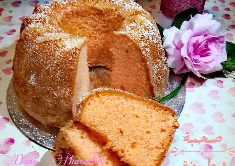 Recipe of Favorite Orange cake