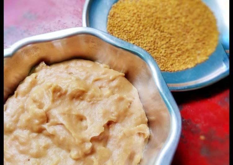 Recipe: Tasty Vendhaya Kali | Fenugreek Balls