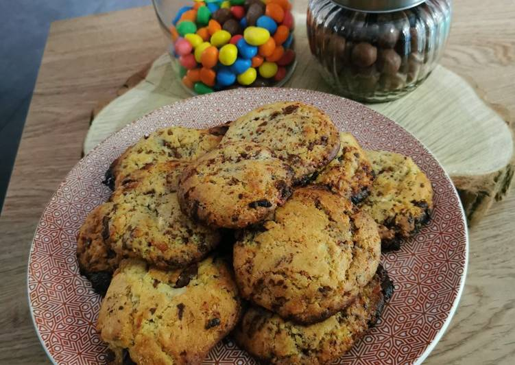 Cookie 3 Chocolat ? ?