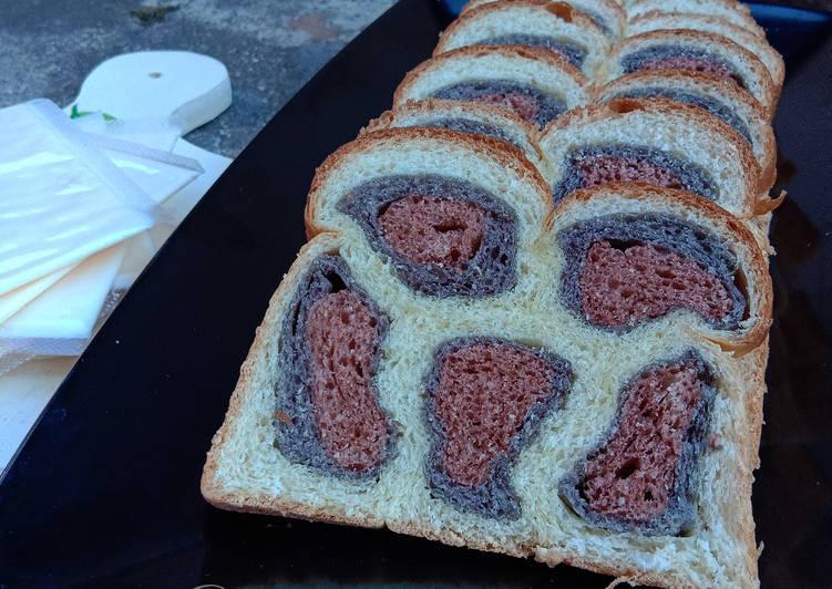 Roti tawar cleopard