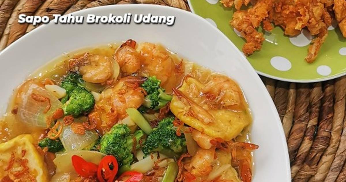 404 Resep Sapo Tahu Brokoli Seafood Enak Dan Sederhana Ala Rumahan Cookpad