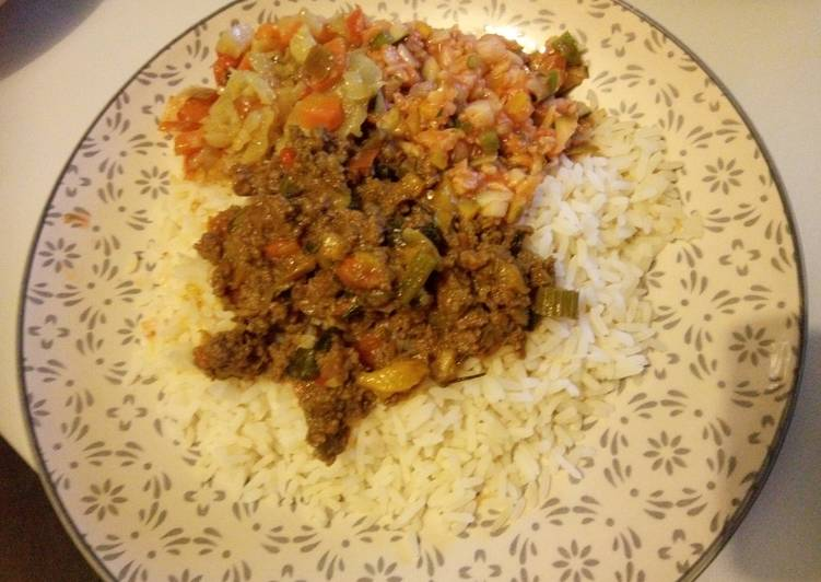 Steps to Make Super Quick Homemade Mince meat