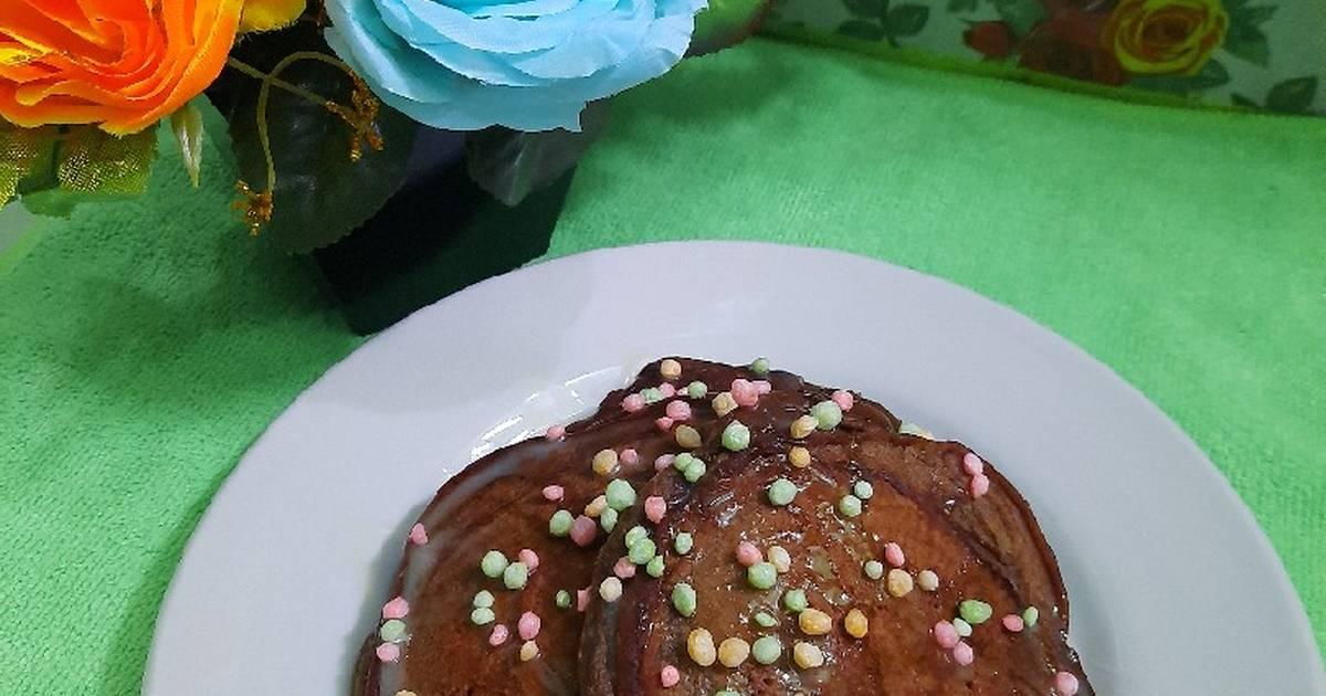 49 Resep Pancake Haan Enak Dan Sederhana Ala Rumahan Cookpad