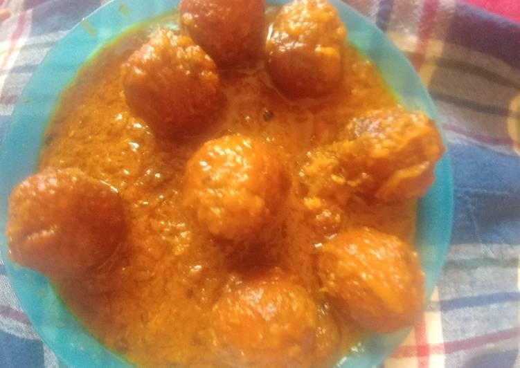 30+ Dinner Ideas Special Chicken kofta curry😍😋😍