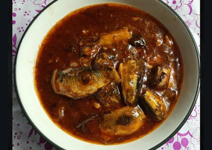 Sardencis Saus Tomat