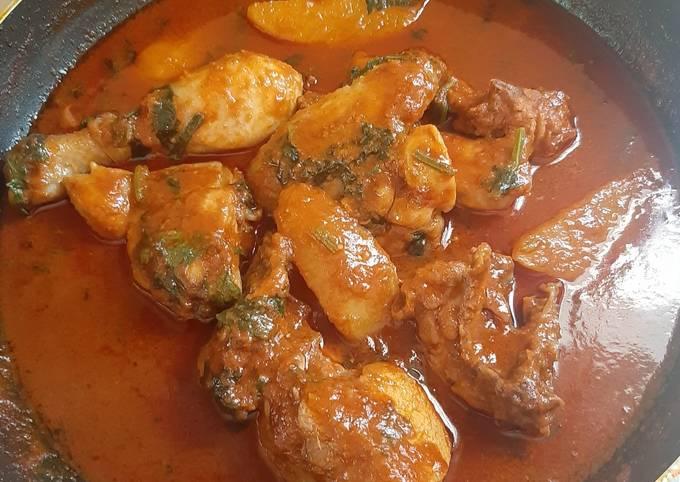 Ayam Masak Ketumbar