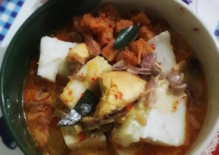 Kari Ayam Lebaran - cookandrecipe.com