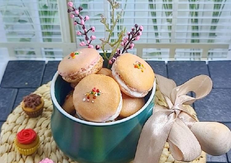 Resep Macaron Oleh Rence Cookpad
