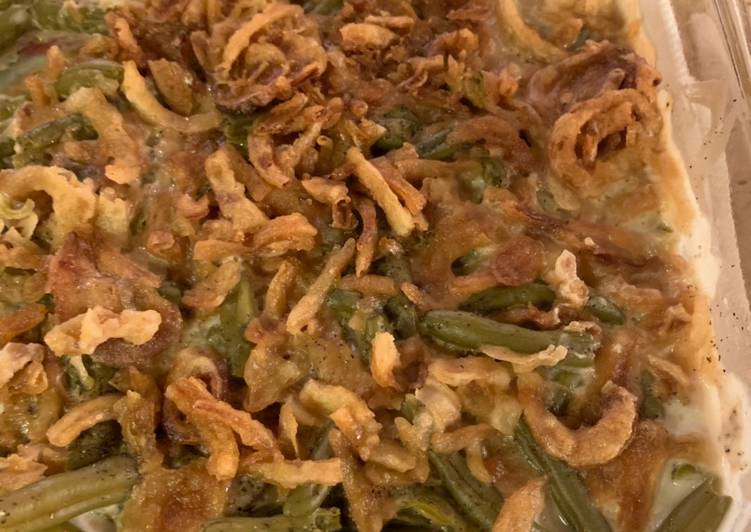 Step-by-Step Guide to Make Favorite Green Bean Casserole