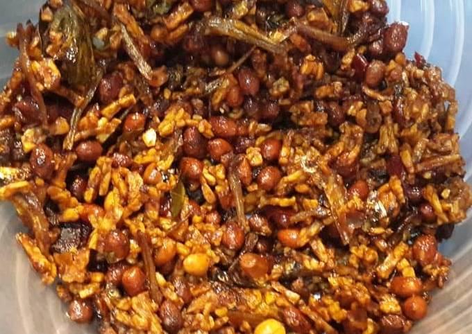 sambal goreng kering tempe teri kacang mudah gampang simpel - resepenakbgt.com