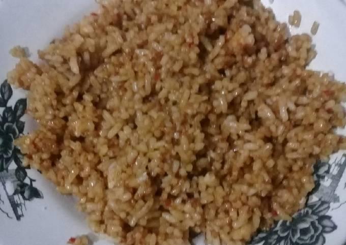 #5Respterbaruku nasi goreng kehujanan..by mioys
