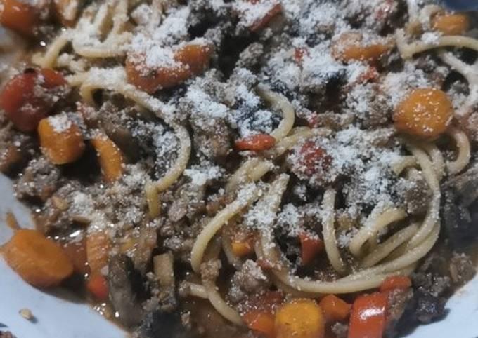 Bolognaise healthy