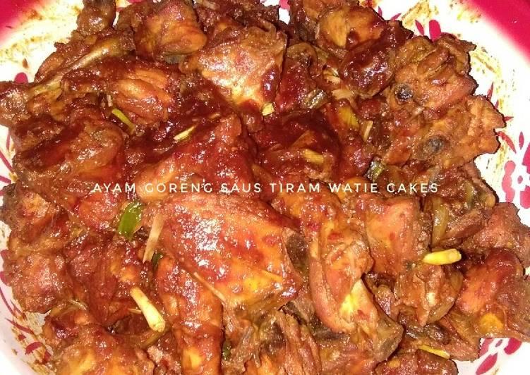 Ayam goreng saus tiram