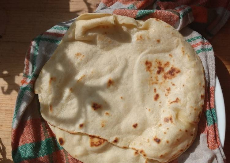 How to Prepare Tasty Selbstgemachte Tortilla Wraps