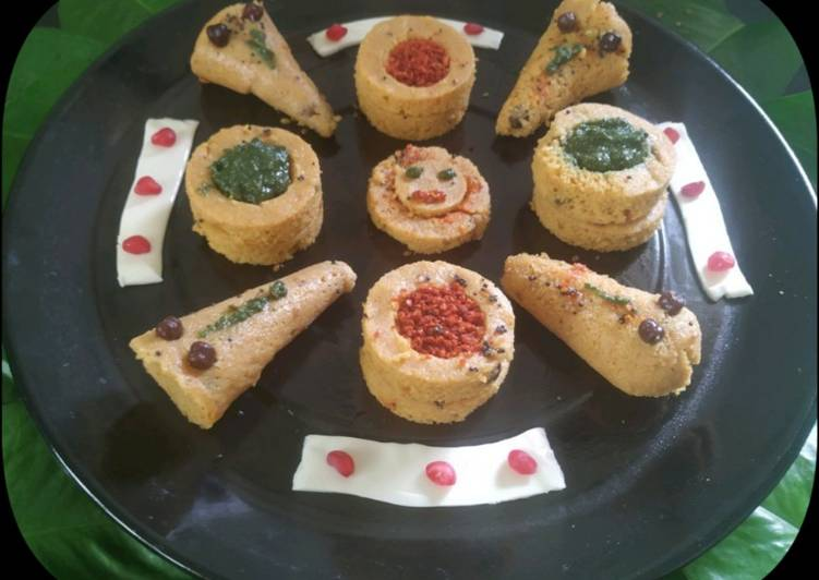 Damini Dhokla, Help Your To Be Healthy And Strong with Food