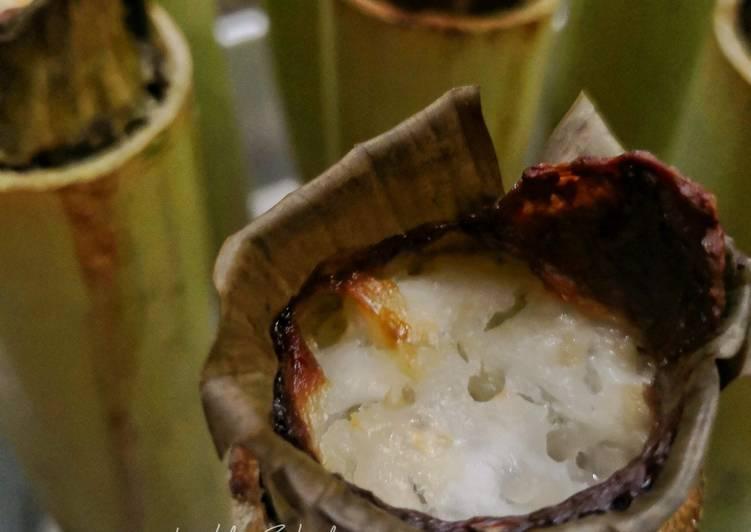 Lemang Raya Air Fryer - resepipouler.com
