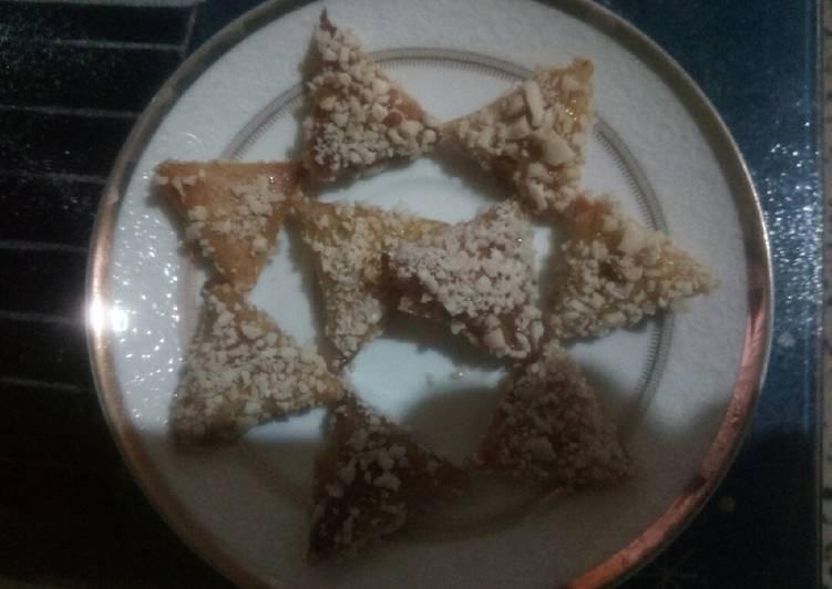 Les 5 Meilleures Recettes de Mini samoussa aux cacahuètes