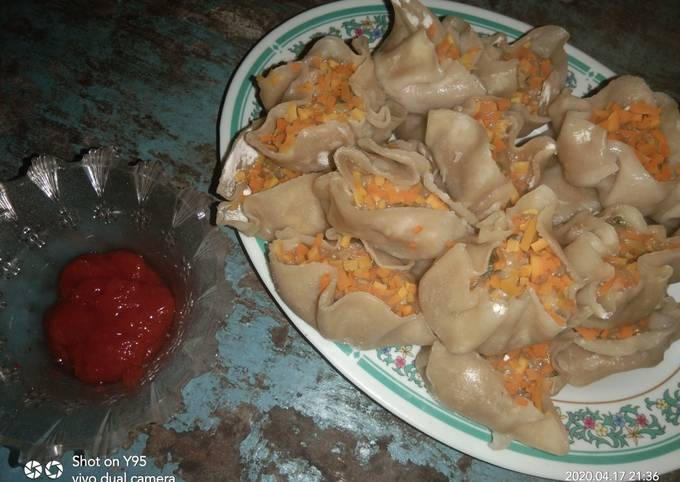 Siomay / dimsum ayam simple - projectfootsteps.org