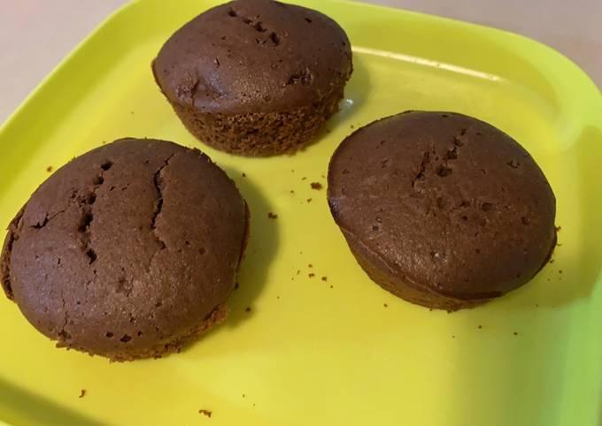 Chocolate Muffins kids friendly
