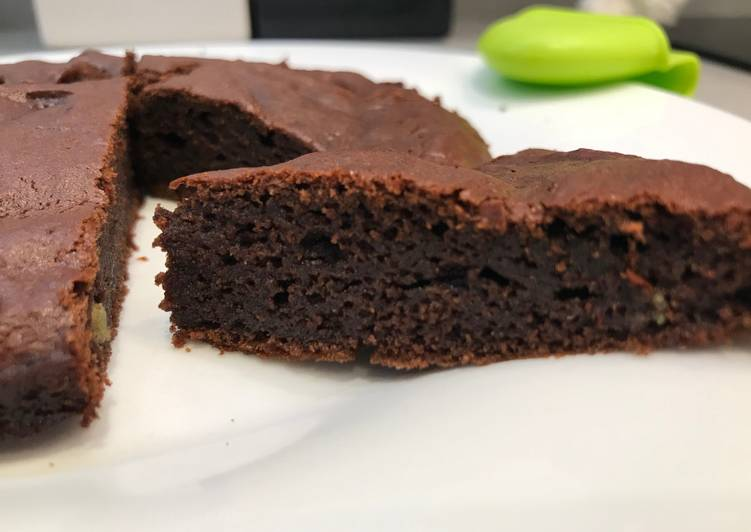Avocado Brownie (Sugarless), Some Foods That Are Good For Your Heart