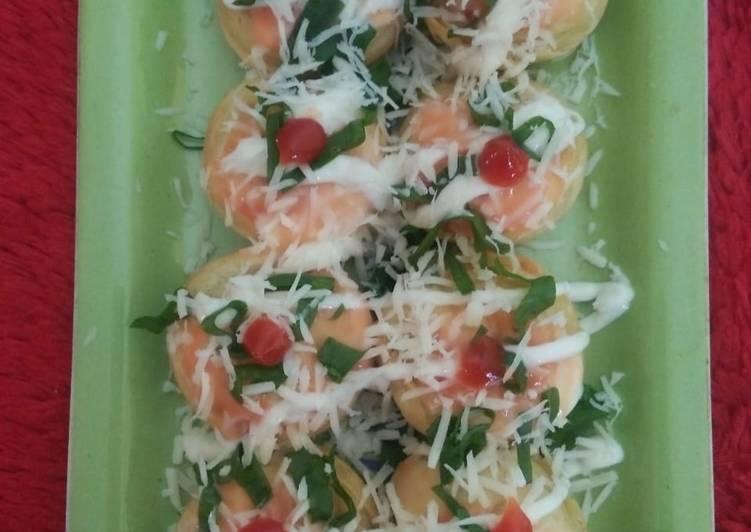 Takoyaki isi sosis keju