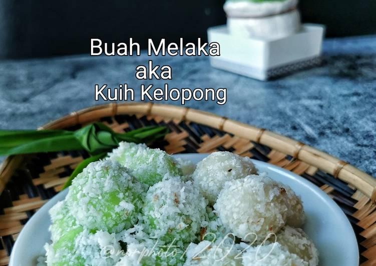 Buah Melaka aka Kuih Kelopong - velavinkabakery.com