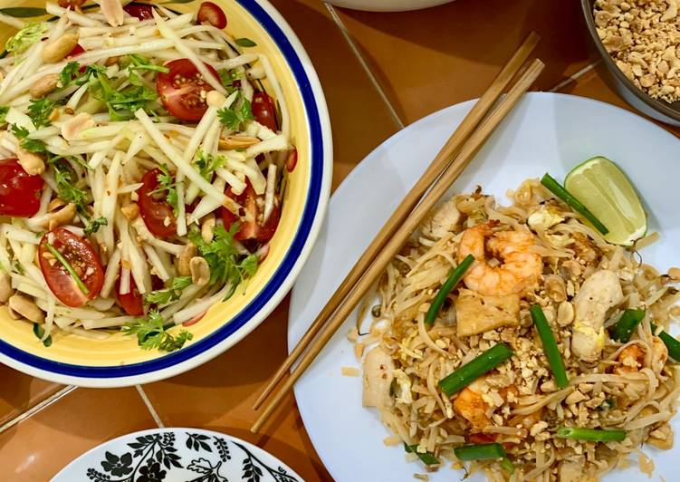 Recipe: Perfect Papaya salad