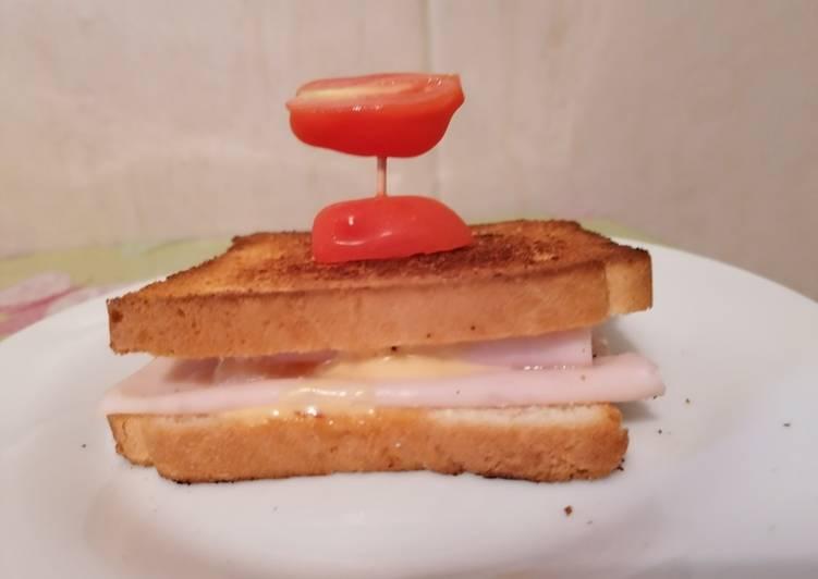 Spicy Sandwich