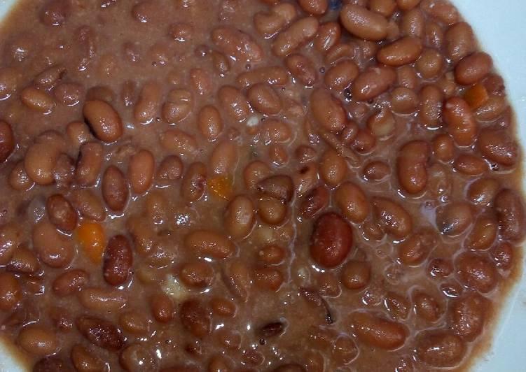 Coconut soya beans
