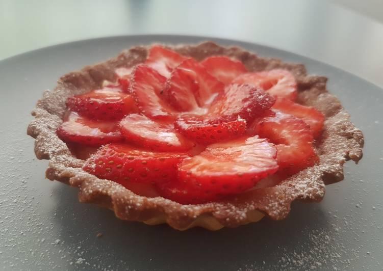 Recette De Tartelette fraise