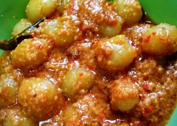 6 Cara Membuat Cilok Bumbu Kacang Pedas Yang Enak Cookandrecipe Com