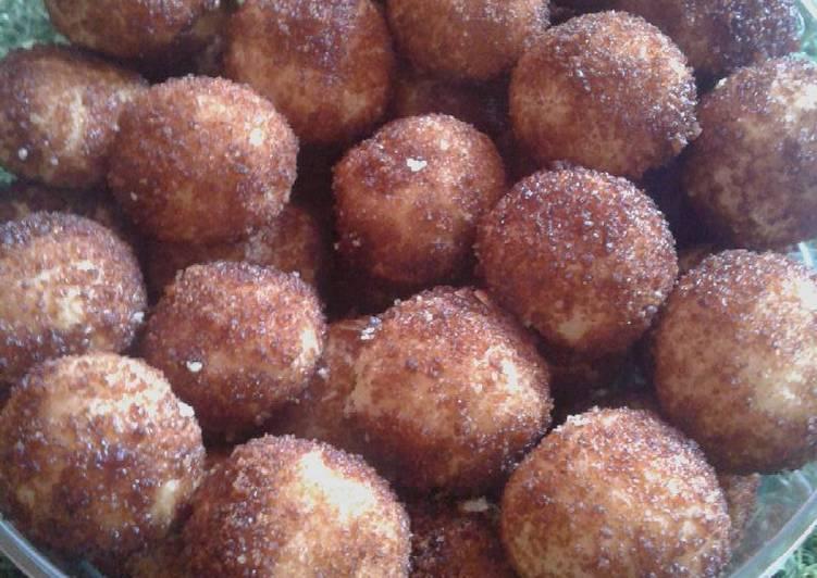 Kukis keju gula palm