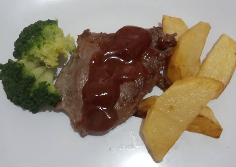 Beef Steak Homemade