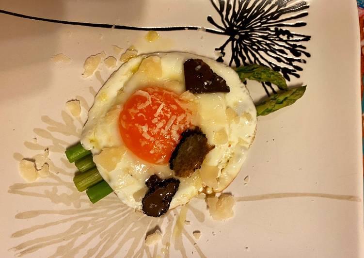 Asparagus Truffle. Cocok untuk diet menu❤️😋