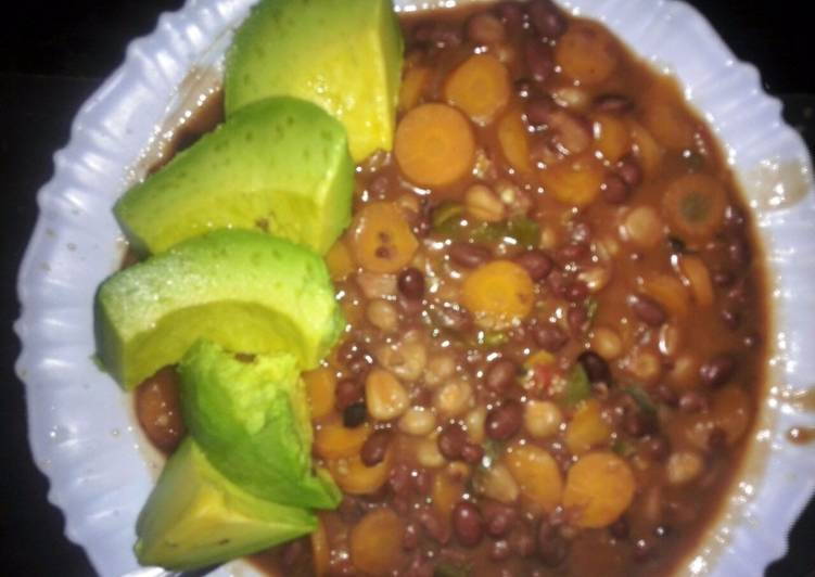 Easiest Way to Make Ultimate Carroted Githeri