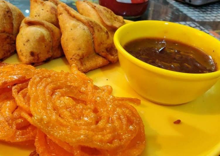 Easiest Way to Make Ultimate Samosa with Tamarind Chutney