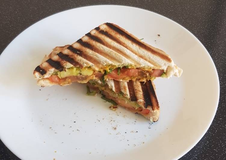 Recipe: Perfect Mumbai sandwich