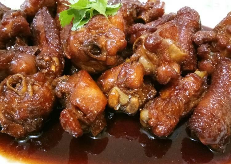 Marmite Chicken