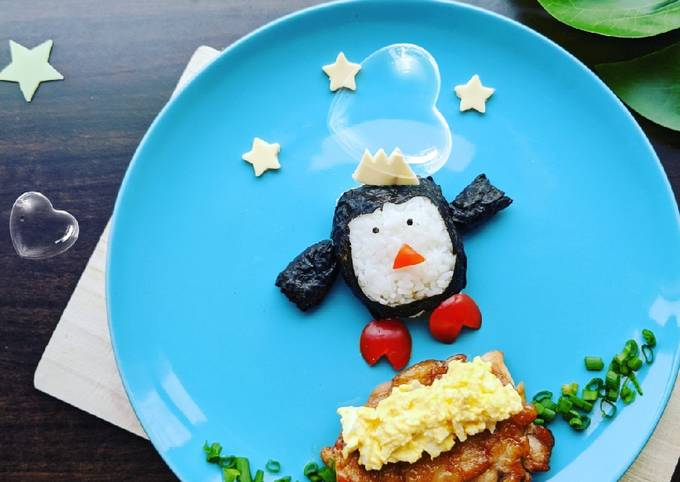 Teriyaki Chicken Nanban (Be a star in your own world!)