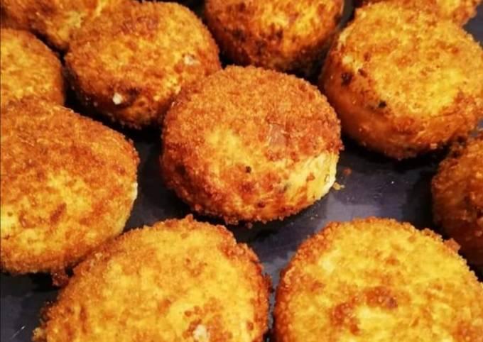 Croquette de pommes de terre en Français ou korokke en Japonais