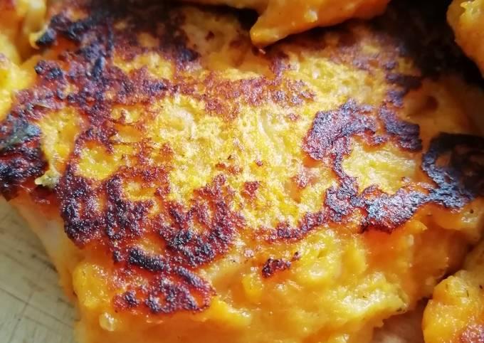 Galette de patate douce 🍠
