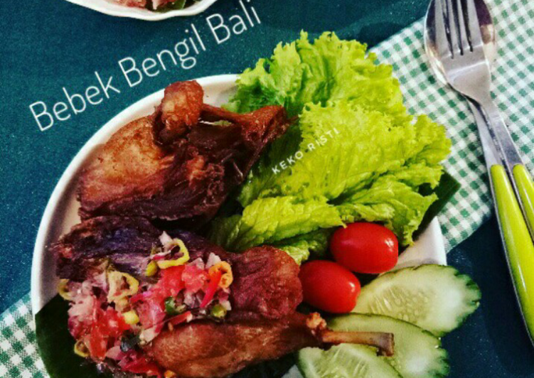 Bebek Bengil Bali